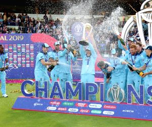 Winning the World Cup means the world to us: England skipper Morgan