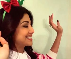 London's the party hub for Anil Kapoor, Shilpa Shetty during Xmas, New Year