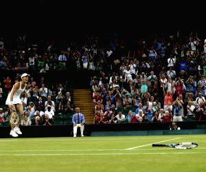 (SP)BRITAIN LONDON TENNIS WIMBLEDON CHAMPIONSHIPS