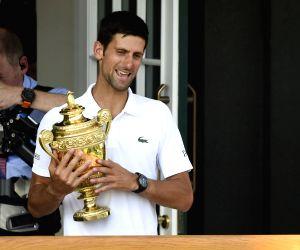 Djokovic back in top 10 rankings after Wimbledon win