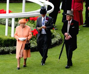 BRITAIN LONDON ROYAL ASCOT