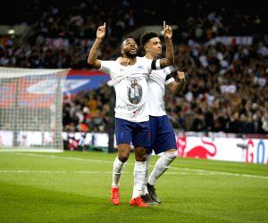 BRITAIN-LONDON-FOOTBALL-EURO 2020 QUALIFYING-ENGLAND VS CZECH REPUBLIC