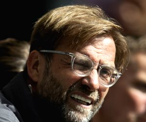 Liverpool coach Klopp backs Salah