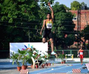 My focus is on booking Olympic berth, says long jumper Sreeshankar