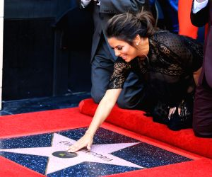 U.S. LOS ANGELES HOLLYWOOD EVA LONGORIA STAR