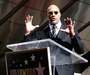 U.S.-LOS ANGELES-HOLLYWOOD WALK OF FAME-DWAYNE JOHNSON