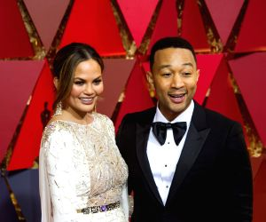 Chrissy Teigen hints at second make-up collaboration