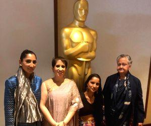 Los Angeles: Guneet Monga at Oscars