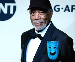I did not assault women: Morgan Freeman