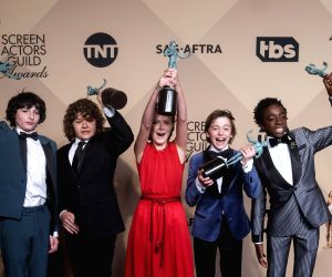 U.S.-ENTERTAINMENT-SCREEN ACTORS GUILD AWARDS