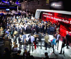 Los Angeles: 2014 Los Angeles Auto Show