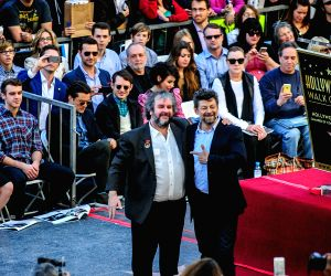 Los Angeles (United States): Hollywood Walk of Fame - Peter Jackson