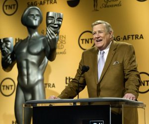 Los Angeles (US): Announcement of nominees for the 21st SAG Awards