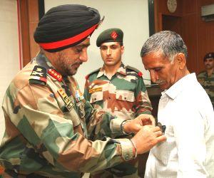 Army honours railwaymen who averted Dinanagar train blast