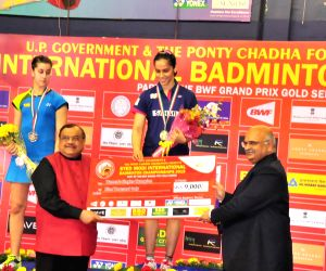 Syed Modi International Grand Prix Gold Badminton Championship - Saina Nehwal