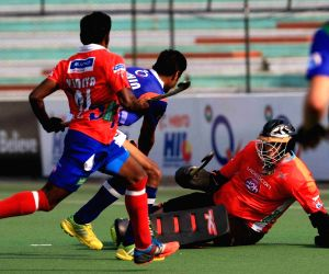 HIL - Uttar Pradesh Wizards Vs Dabang Mumbai
