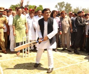 Indian Grameen Cricket League -  inauguration