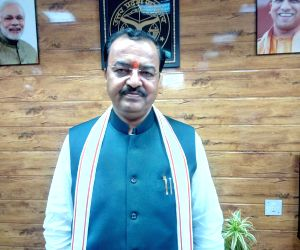 Modi doesn't need the PM's chair, the chair needs him: Maurya(Interview)
