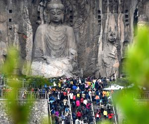 CHINA HENAN LONGMEN GROTTOES TOURISM