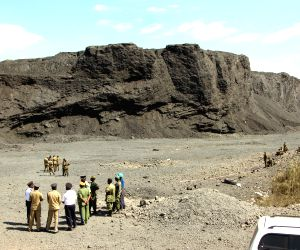ZAMBIA-KITWE-MINE-ACCIDENT