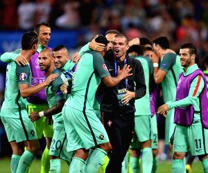 FRANCE LYON SOCCER EURO 2016 SEMIFINAL PORTUGAL VS WALES