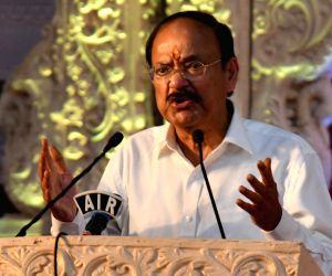 If men can remarry, why can't women: Venkaiah
