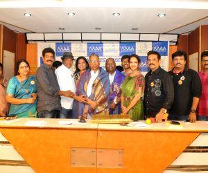 MAA (Movie Artistes Association) Press Meet