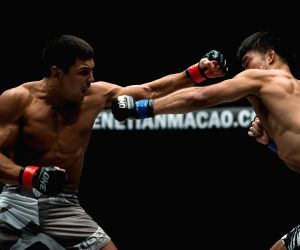 CHINA-MACAO-ONE CHAMPIONSHIP