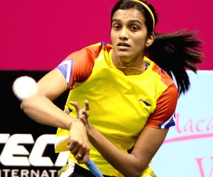 Macau (China): P V Sindhu enters 2014 Macau Grand Prix Gold semi-finals