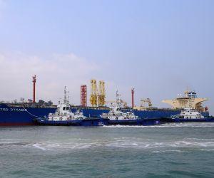 MYANMAR-MADE ISLAND-OIL PIPELINE