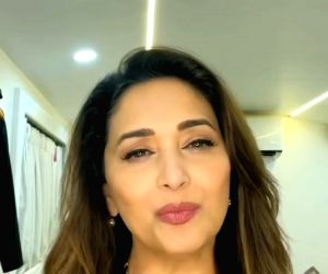 Madhuri Dixit: Wear your masks and get vaccinated as soon as possible