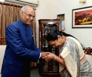 MP Governor Anandiben gets additional charge of Chhattisgarh