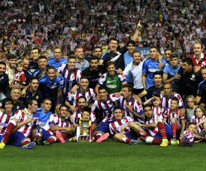Atletico Madrid v/s Real Madrid