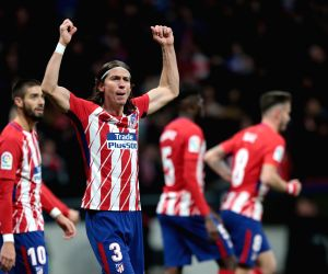 Going to World Cup in top form: Filipe Luis
