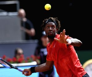 SPAIN MADRID TENNIS MADRID OPEN NADAL VS MONFILS