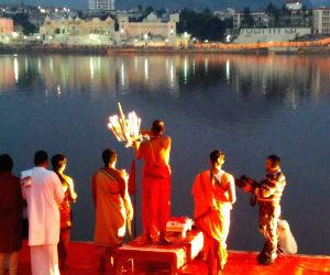 Merging of myth and mystique: Discovering Pushkar's sacred essence ()