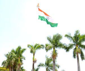 Maharashtra's largest tricolour unfurled in NDA