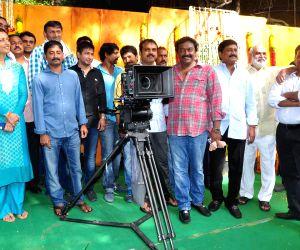 Mahesh Babu's new film launching