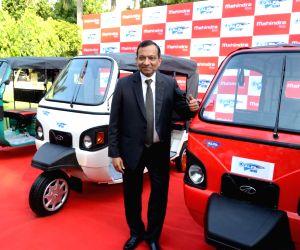 Mahindra launches e-Alfa Mini electric rickshaw