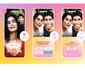 Making the virtual dating experience more interactive