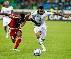 (SP)EQUATORIAL GUINEA-MALABO-AFRICA CUP OF NATIONS-GHANA VS EQUATORIAL GUINEA
