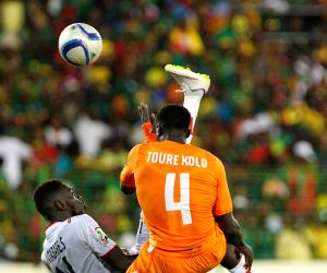 (SP)EQUATORIAL GUINEA-MALABO-AFRICA CUP OF NATIONS-COTE D'IVOIRE VS MALI