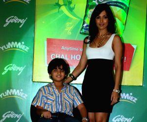 Malaika Arora Khan Launches new snacks by Godrej Tyson