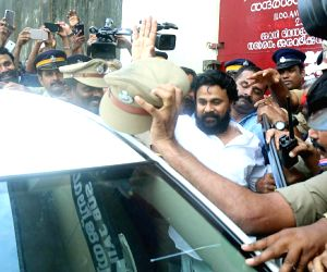 Malayalam actor Dileep gets bail, fans cheer as he leaves jail