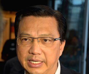 MALAYSIA-KUALA LUMPUR-MH370-LIOW TIONG LAI
