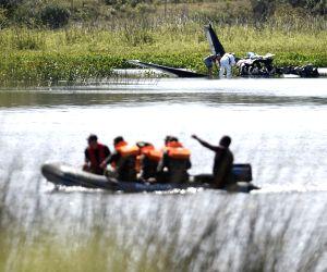URUGUAY MALDONADO ACCIDENT PLANE