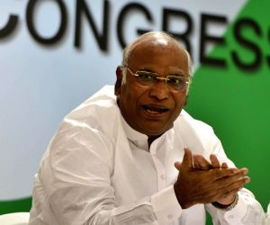 Kharge appointed Congress in charge of Maharashtra