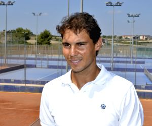 First part of the International Tennis Center Rafael Nadal