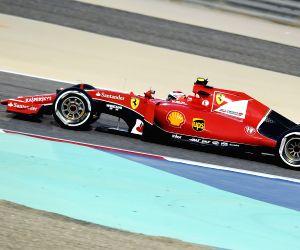 BAHRAIN-MANAMA-F1 GRAND PRIX