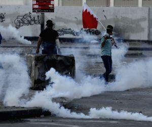 BAHRAIN MANAMA PROTEST